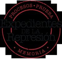 Logo Expedientes de la Represión
